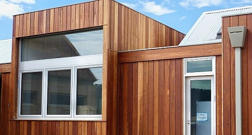 The Natural Appeal, Versatility And Strength Of Timber Makes It The  Superior Choice For External Cladding. It Not Only Creates A Building Of  Superior ...