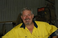Andrew (Pud) Mealing - Maintenance - Plant & Machinery